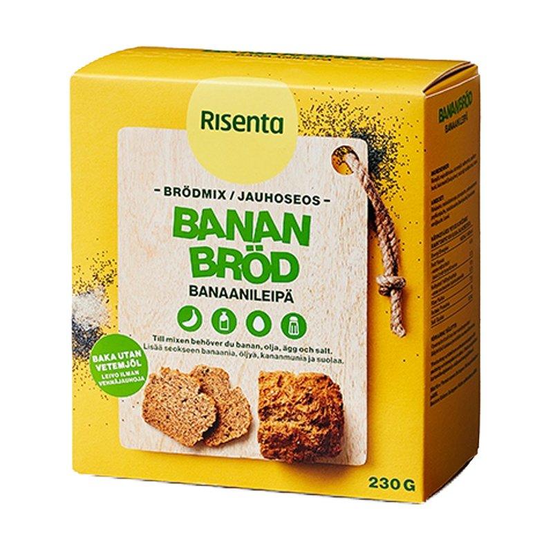 Brödmix Bananbröd 230g - 83% rabatt