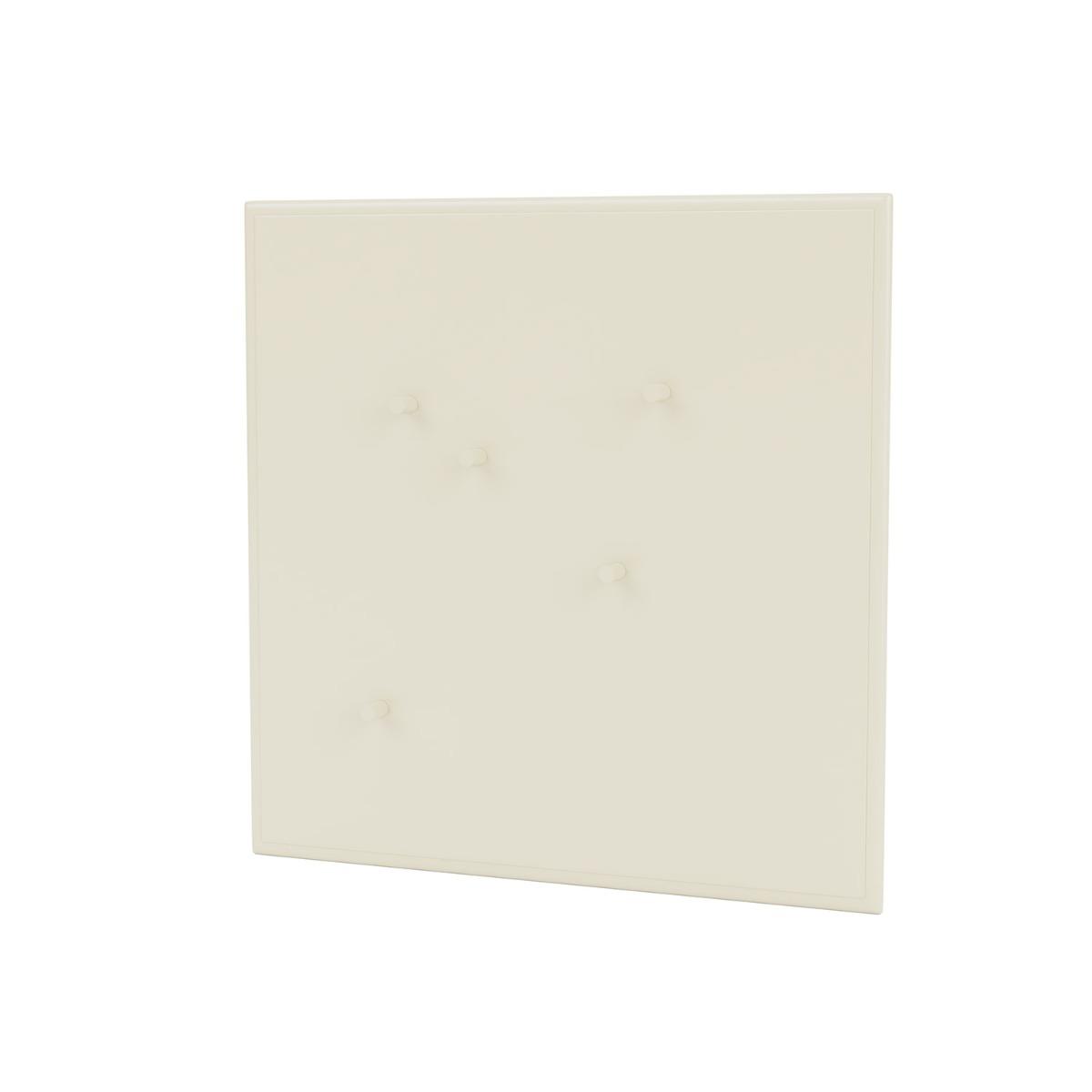 Montana Mini Anslagstavla 35x35 cm Vanilla