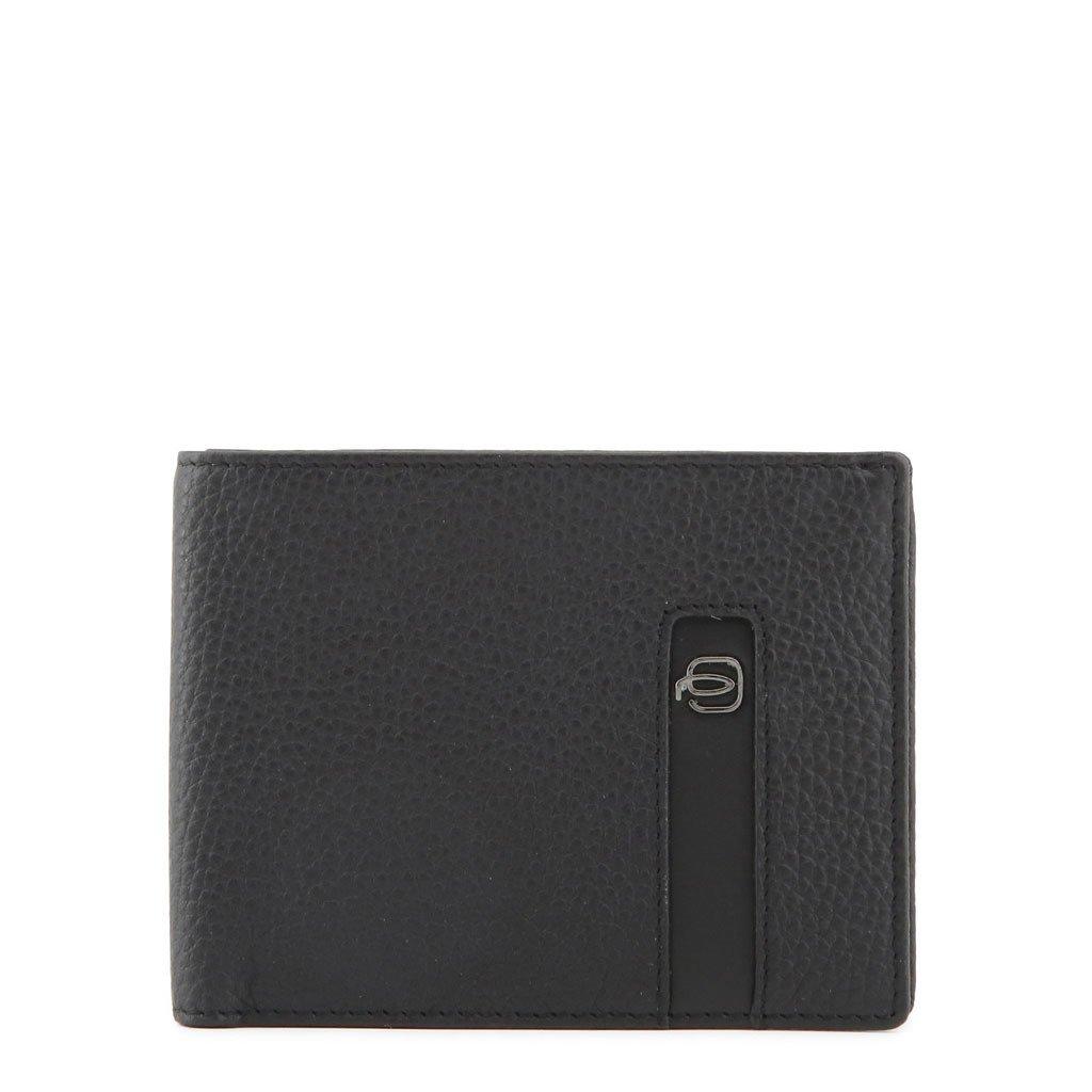 Piquadro Men's Wallet Various Colours PU1241S86 - black NOSIZE