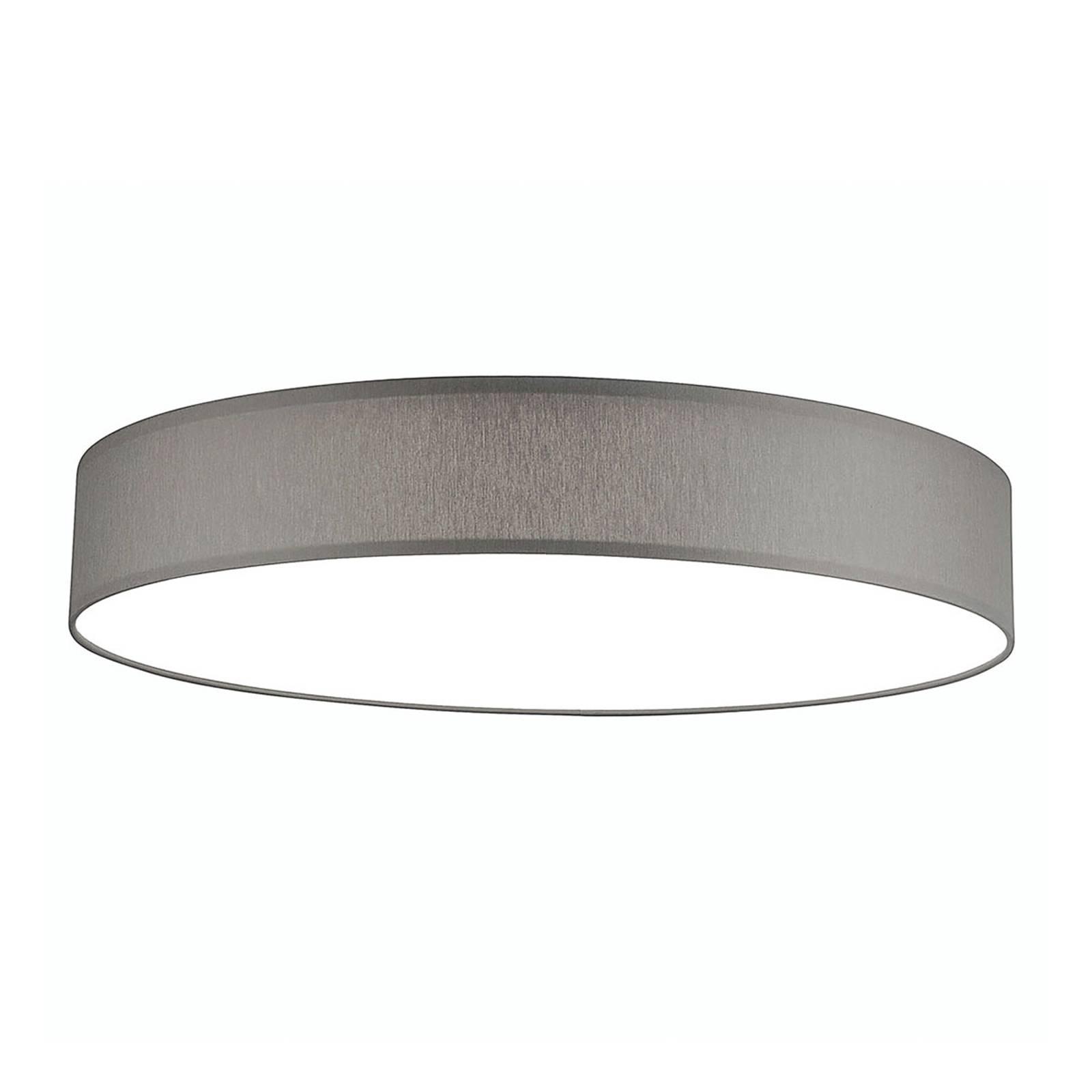 LED-kattovalaisin Luno XL 3 000 K 60 W harmaa