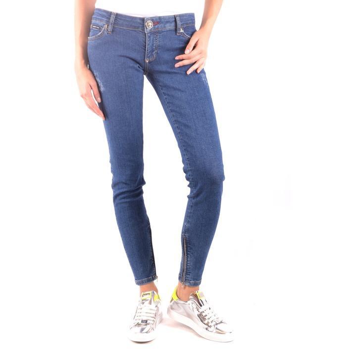 Philipp Plein Women's Jeans Blue 164372 - blue 30
