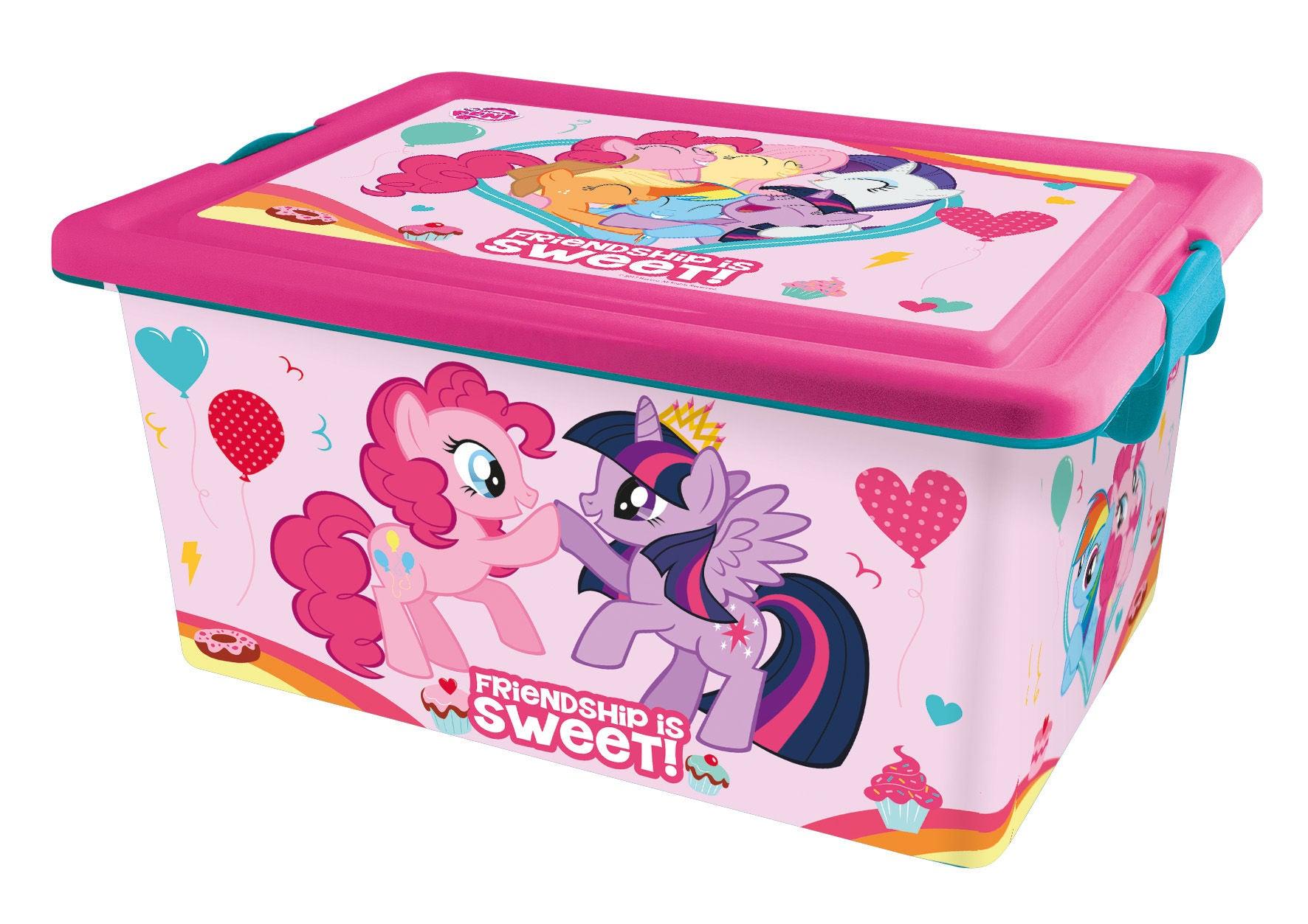 My Little Pony Säilytyslaatikko 13L