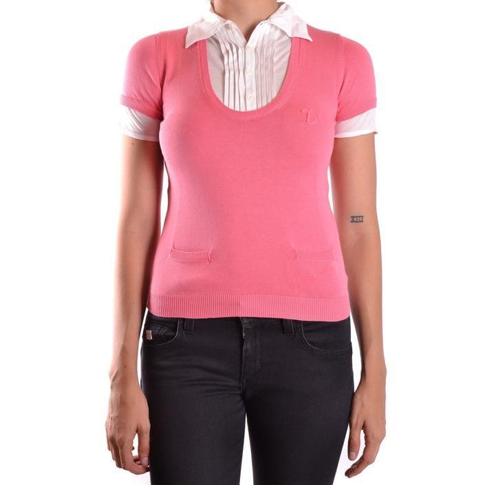 Dsquared Women's T-Shirt Pink 186970 - pink L