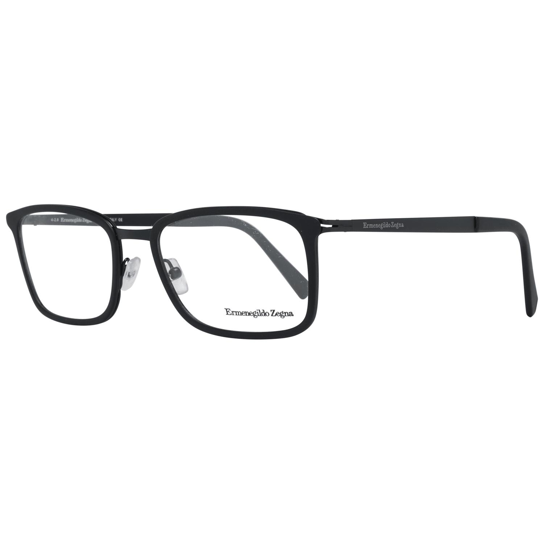 Ermenegildo Zegna Men's Optical Frames Eyewear Black EZ5047 55002