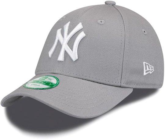 New Era 9Forty Kids MLB League Basic Cap, Grå 6-12 år