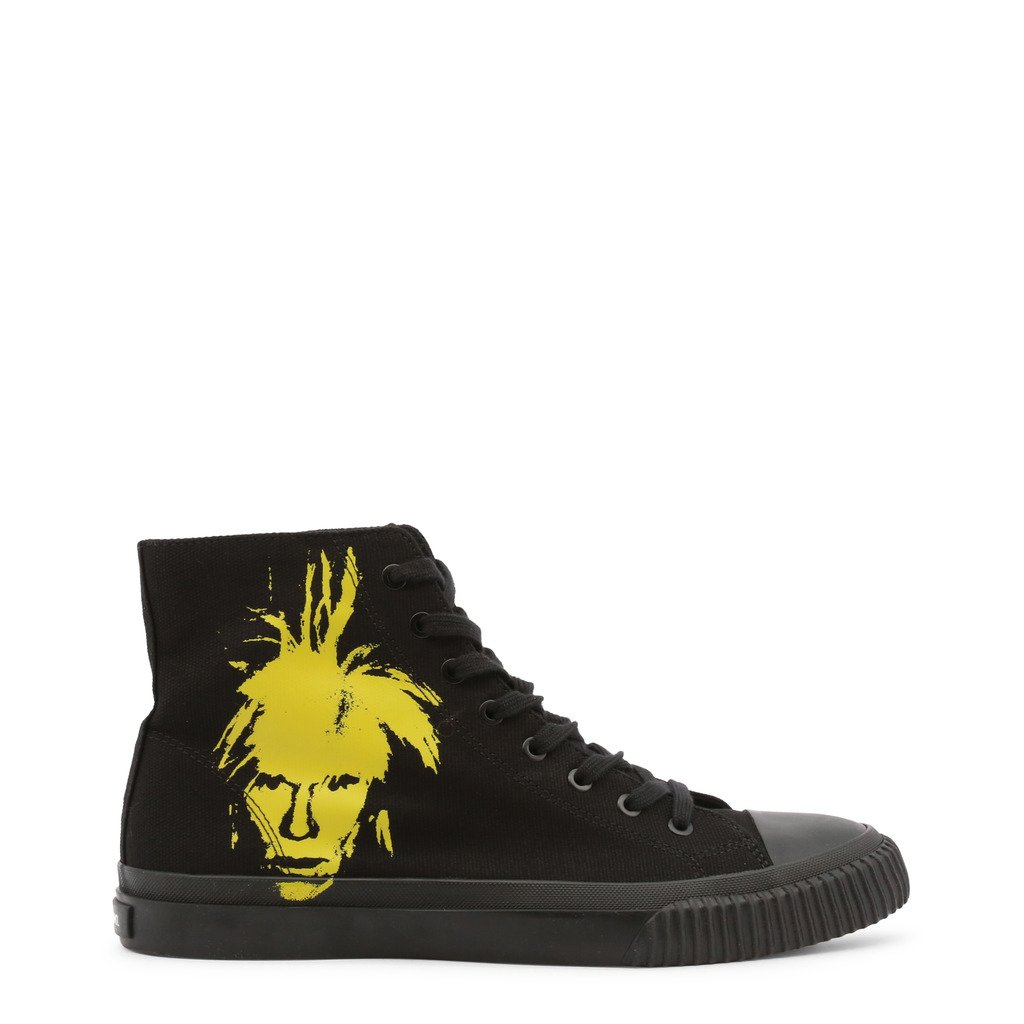 Calvin Klein Men's Sneakers Shoes Black 349265 - black EU 44