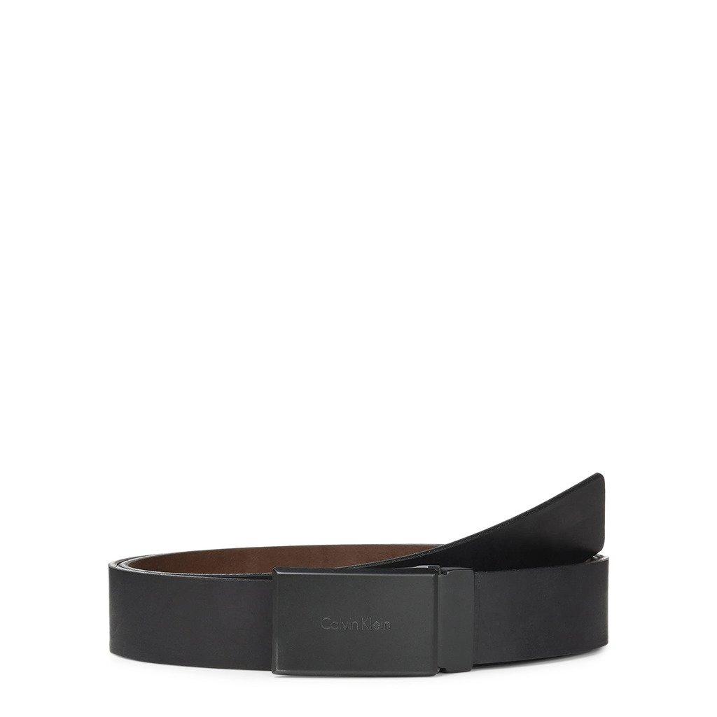 Calvin Klein Men's Belt Black K50K503290 - black 100