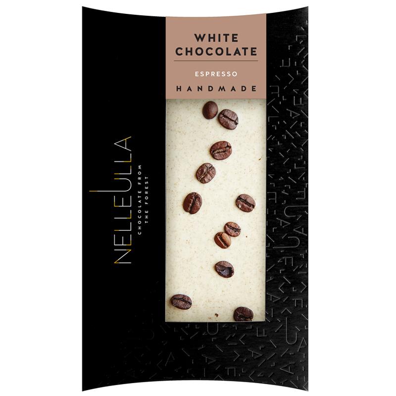 Vit Choklad Espresso 80g - 67% rabatt