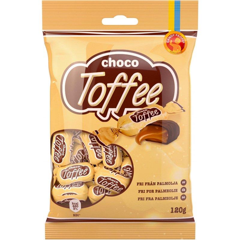 "Karamellit ""Choco Toffee"" 120g - 62% alennus"