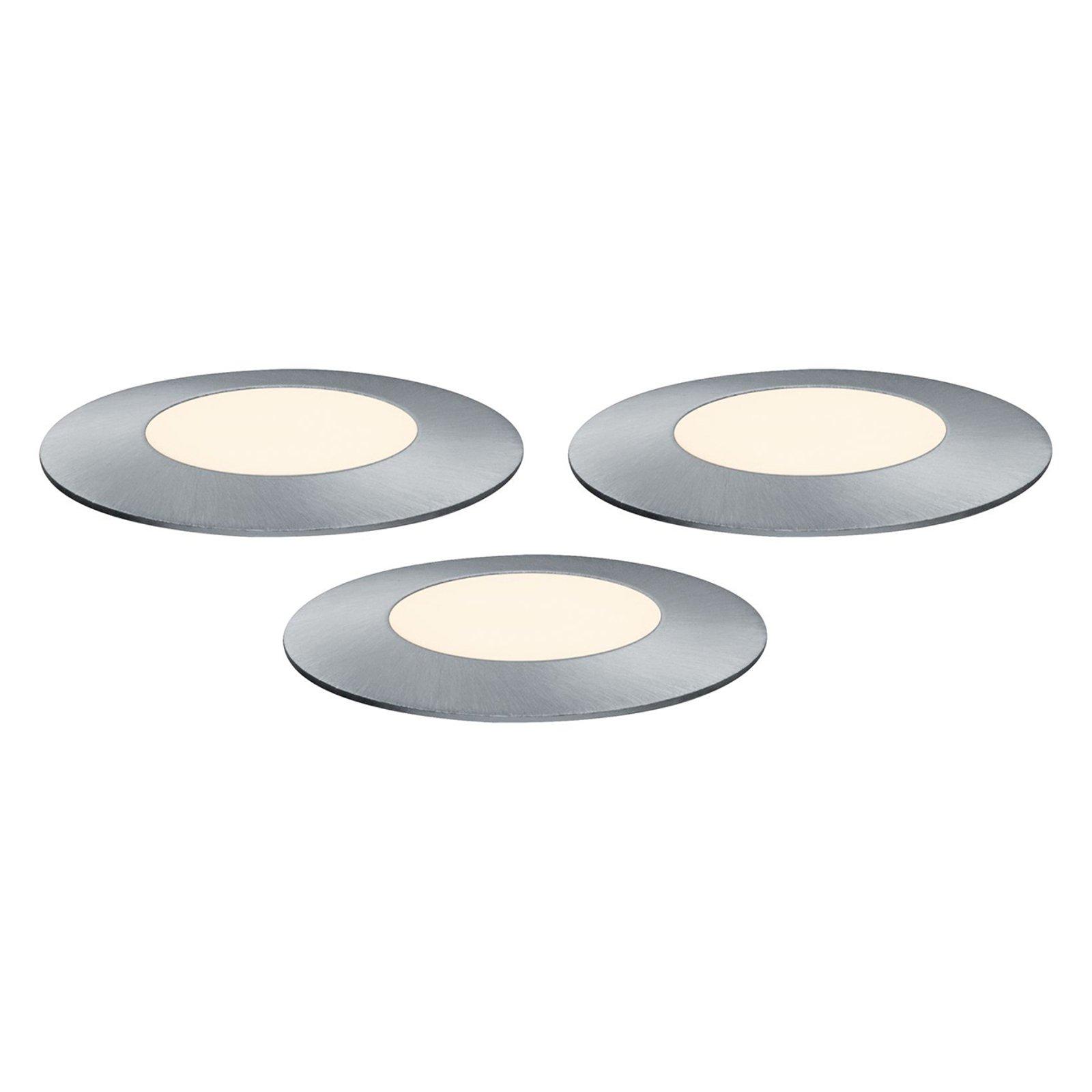 Paulmann Plug & Shine Floor Mini 3-er utvid. 830