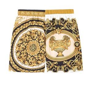 Versace Barocco Mosaic Badbyxor Guld 6 år