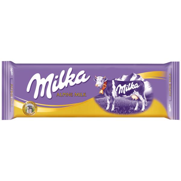 Milka Kaka Alpine Milk 270g