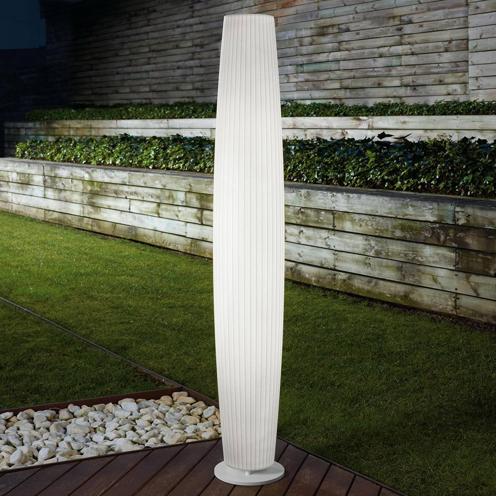 Bover Maxi P/180 utendørs LED-gulvlampe