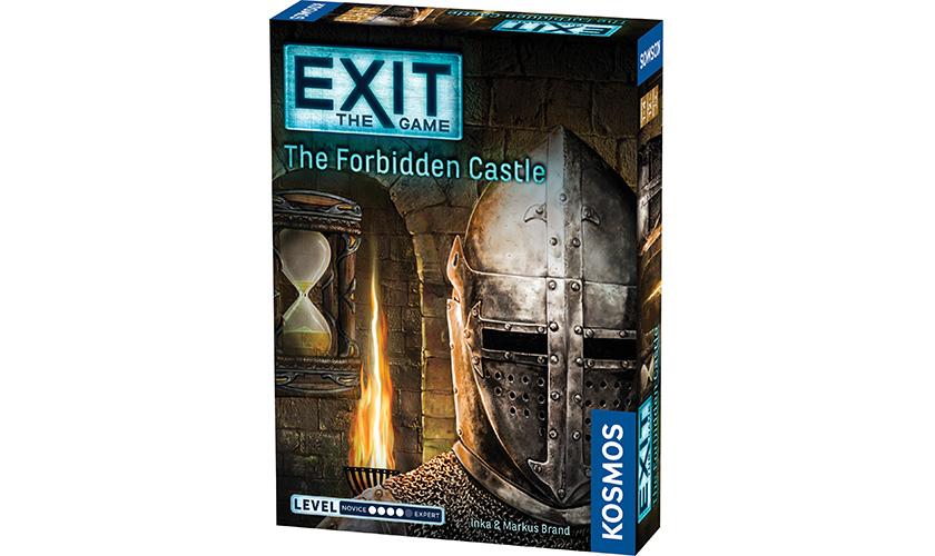 Exit: The Forbidden Castle - Escape Room Game (English) (KOS9287)