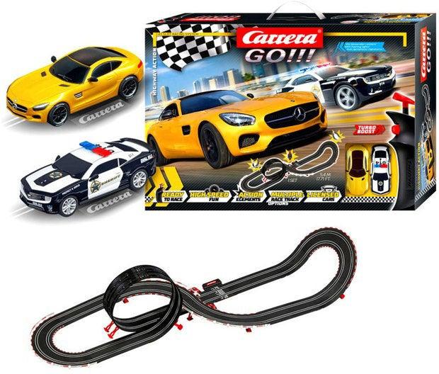 Carrera Go!!! Highway Action Bilbana