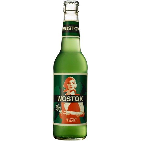 """Läsk Fruktjuice """"Tarragon & Ginger"""" 33cl - 40% rabatt"""