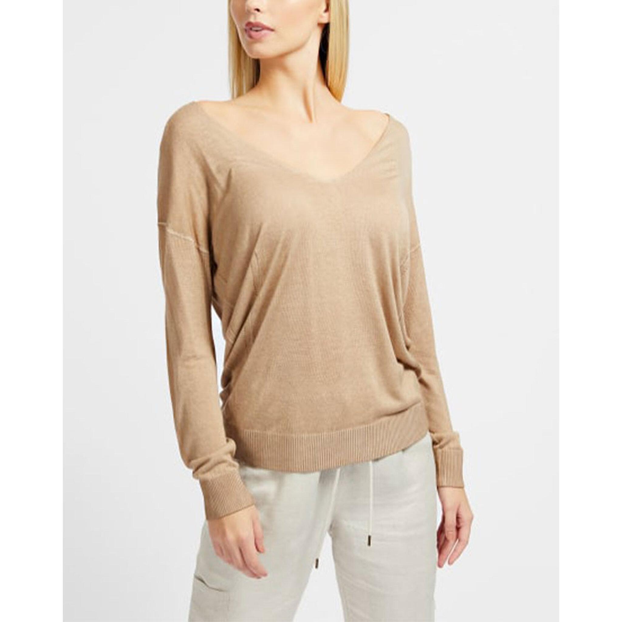 Sandra Golf Sweater V Neck