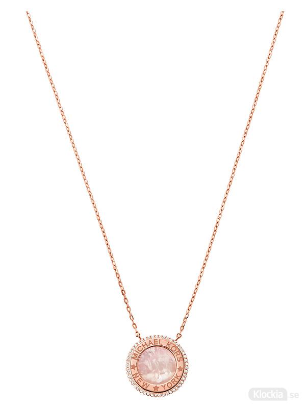 Michael Kors Halsband Premium – Rosé MKC1403A6791