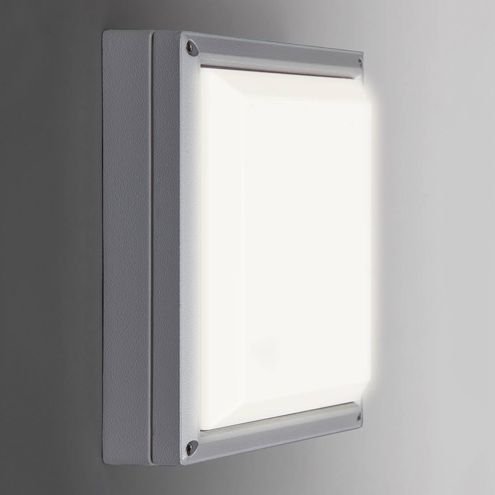 LED-seinävalaisin SUN 11, 13 W, vaaleanharmaa, 4 K