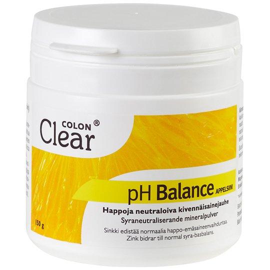 "Ravintolisä ""pH Balance"" Appelsiini 150g - 86% alennus"