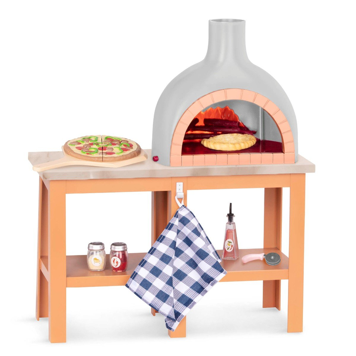 Our Generation - Pizza Oven Playset (737953)