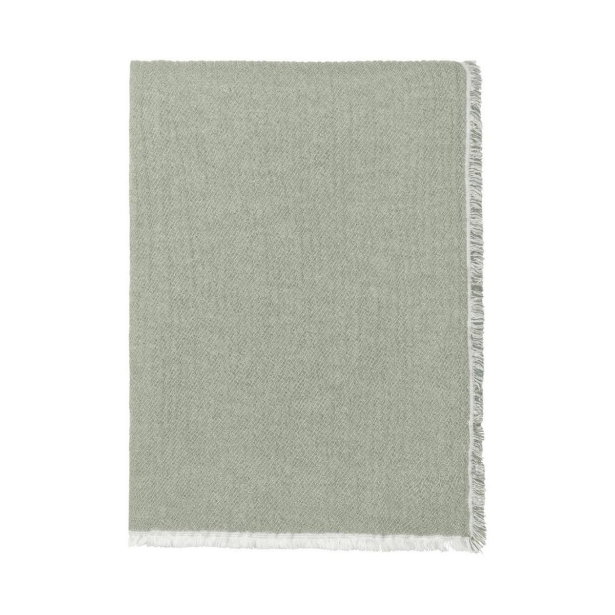 ELVANG Pläd Thyme 130x180 grön