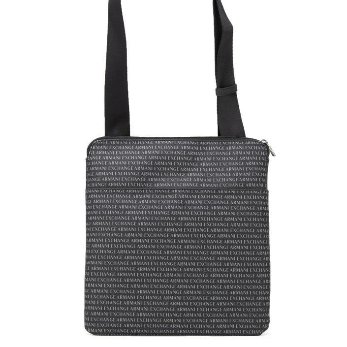 Armani Exchange Men's Shoulder Bag Black 273163 - black UNICA