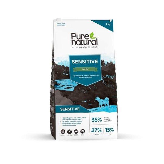 Purenatural Sensitive Duck (2 kg)