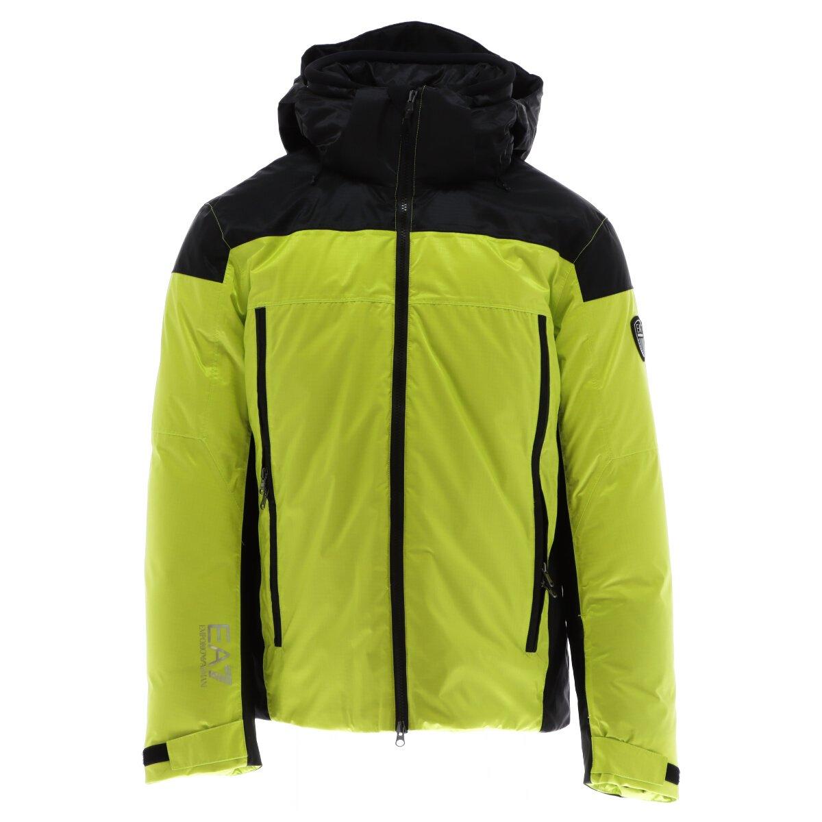 Emporio Armani 7 Men's Jacket Various Colours 285760 - yellow-2 M
