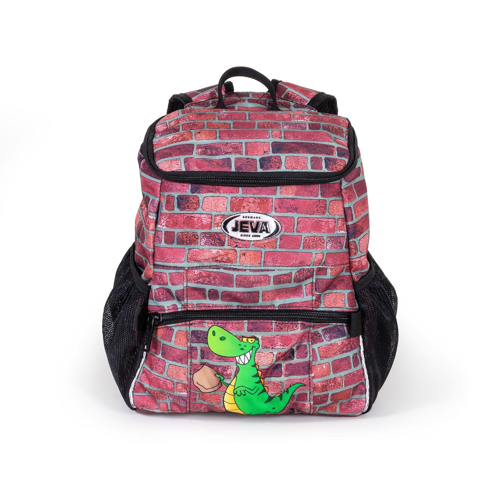 Jeva Preschool Ryggsäck 8L, Dusty