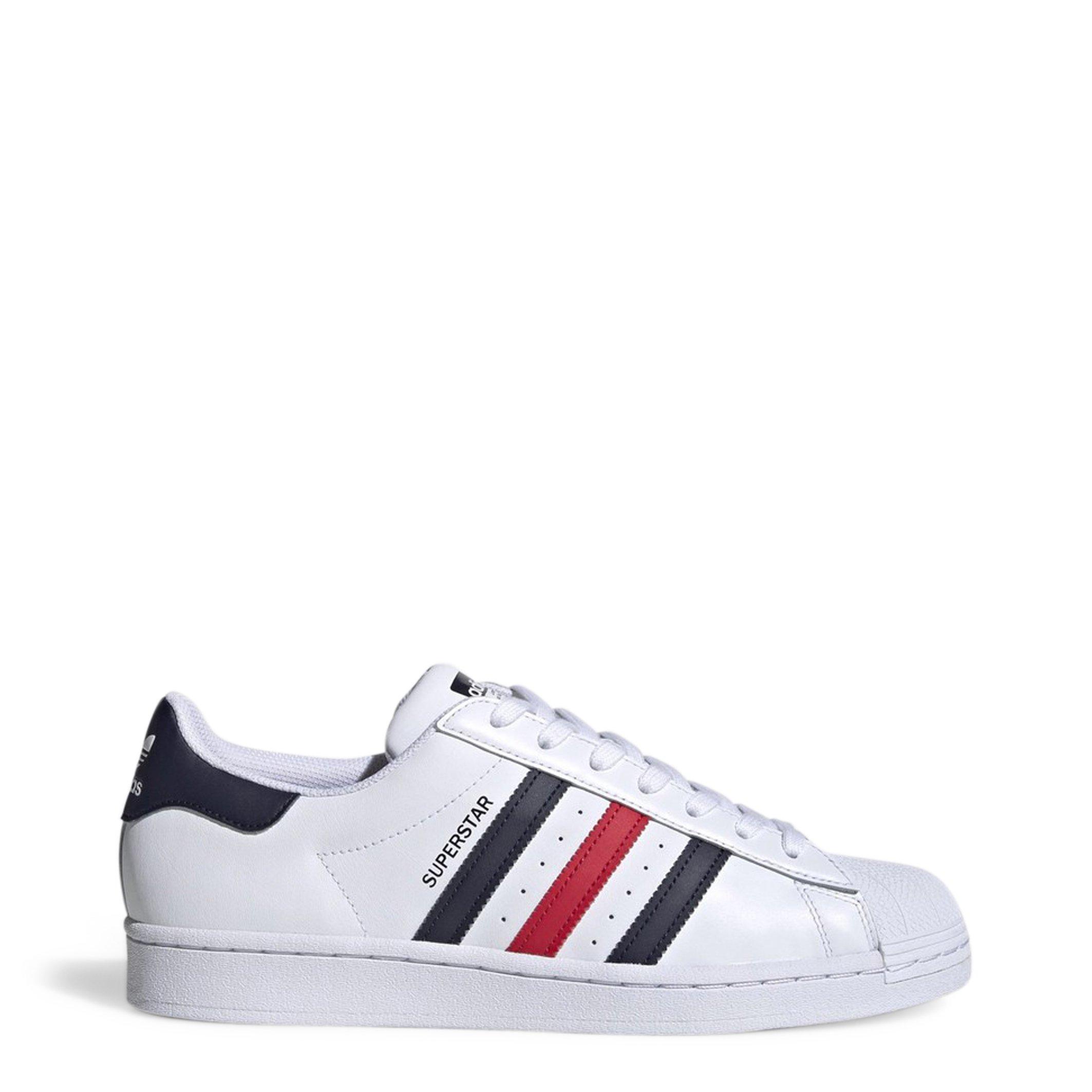 Adidas Women's Trainer Various Colours Superstar - white-4 UK 5.0