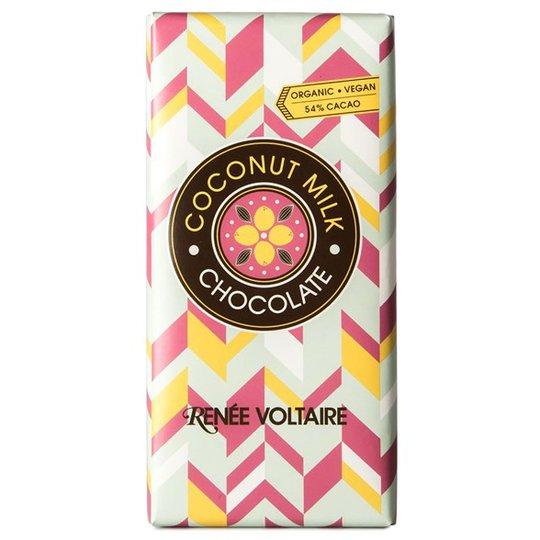 Renee Voltaire Chokladkaka med Kokosmjölk, 80 g