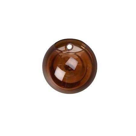 Veggvase Bliss Orange 8.5cm