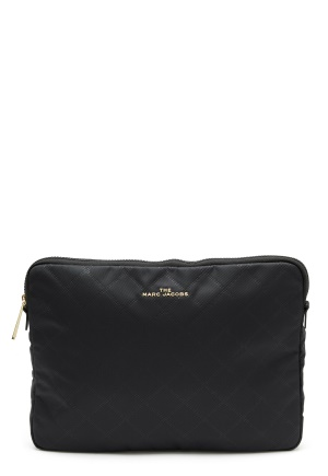 """The Marc Jacobs Computer Case 13"""" 001 Black One size"""