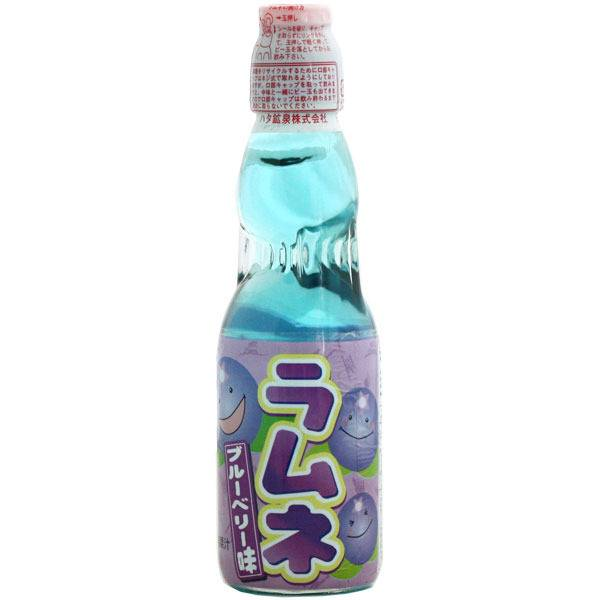 Ramune - Blueberry Soda 20cl