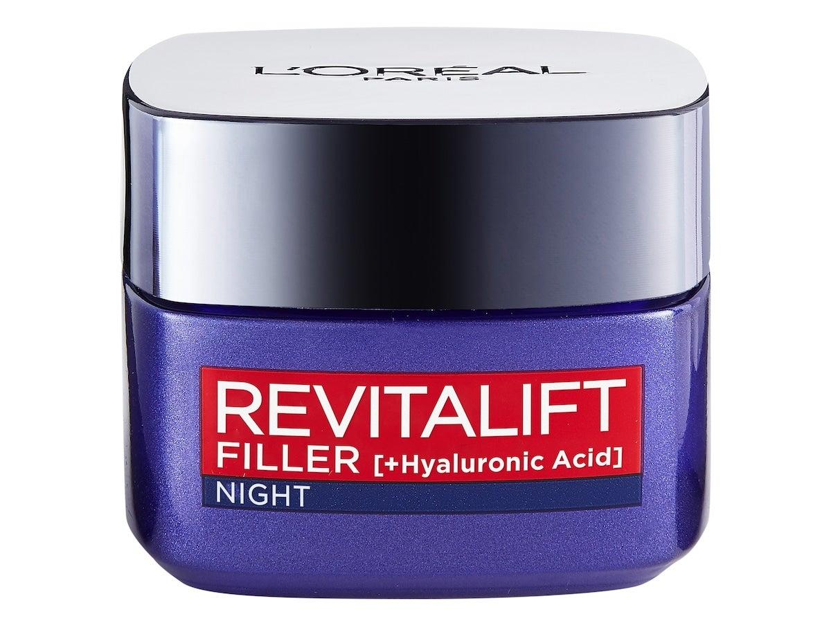 L'Oréal - Revitalift Filler [HA] Night Cream 50 ml