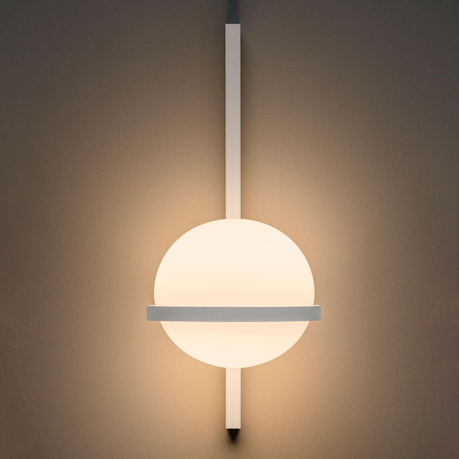 Vibia Palma 3710 LED-seinävalaisin, valkoinen