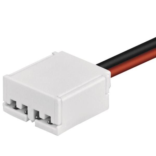 LEDVANCE 4052899464742 Liitäntäkytkin LED Flex -yksiköihin, 2-nastainen 0,5 m