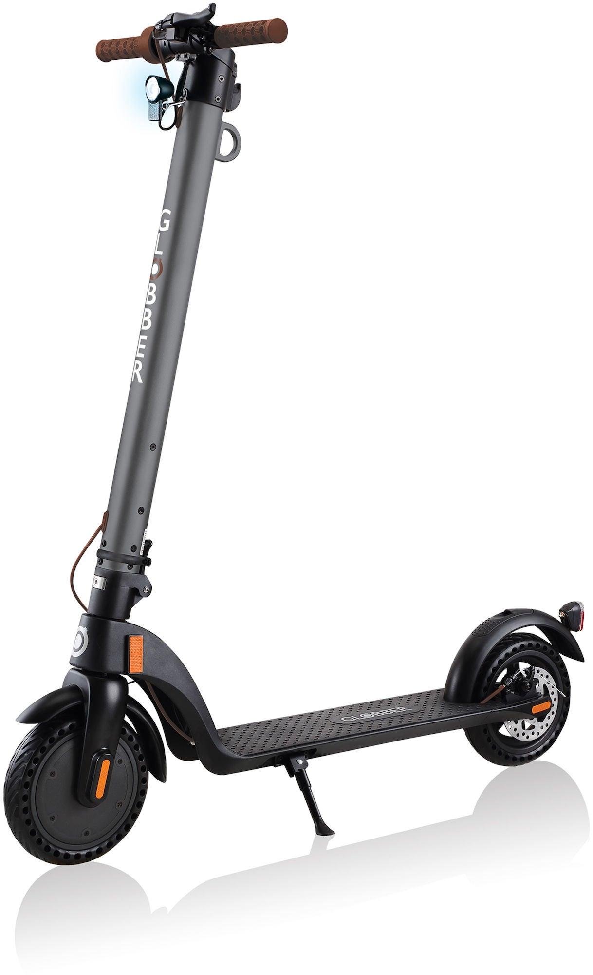 Globber E.Motion Elektrisk Sparkcykel, Brun