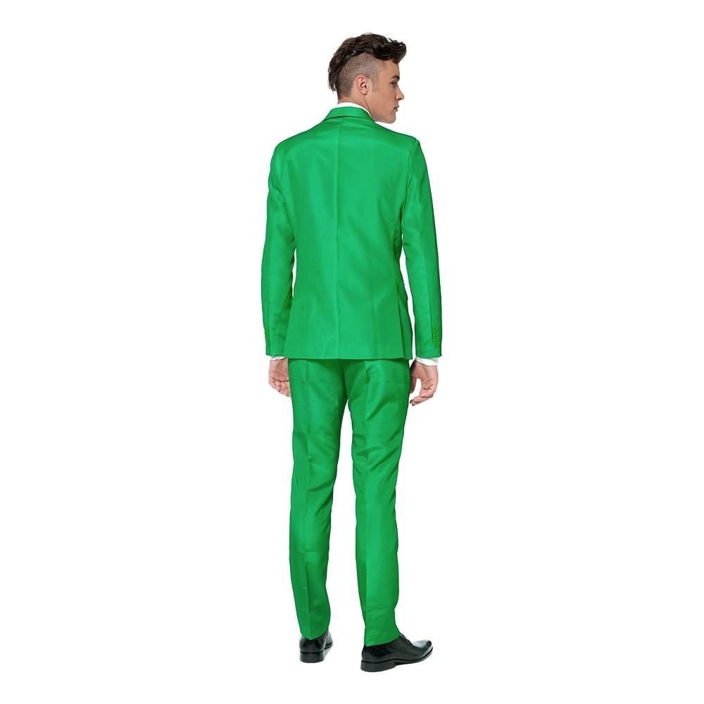Suitmeister Grön Kostym - XX-Large