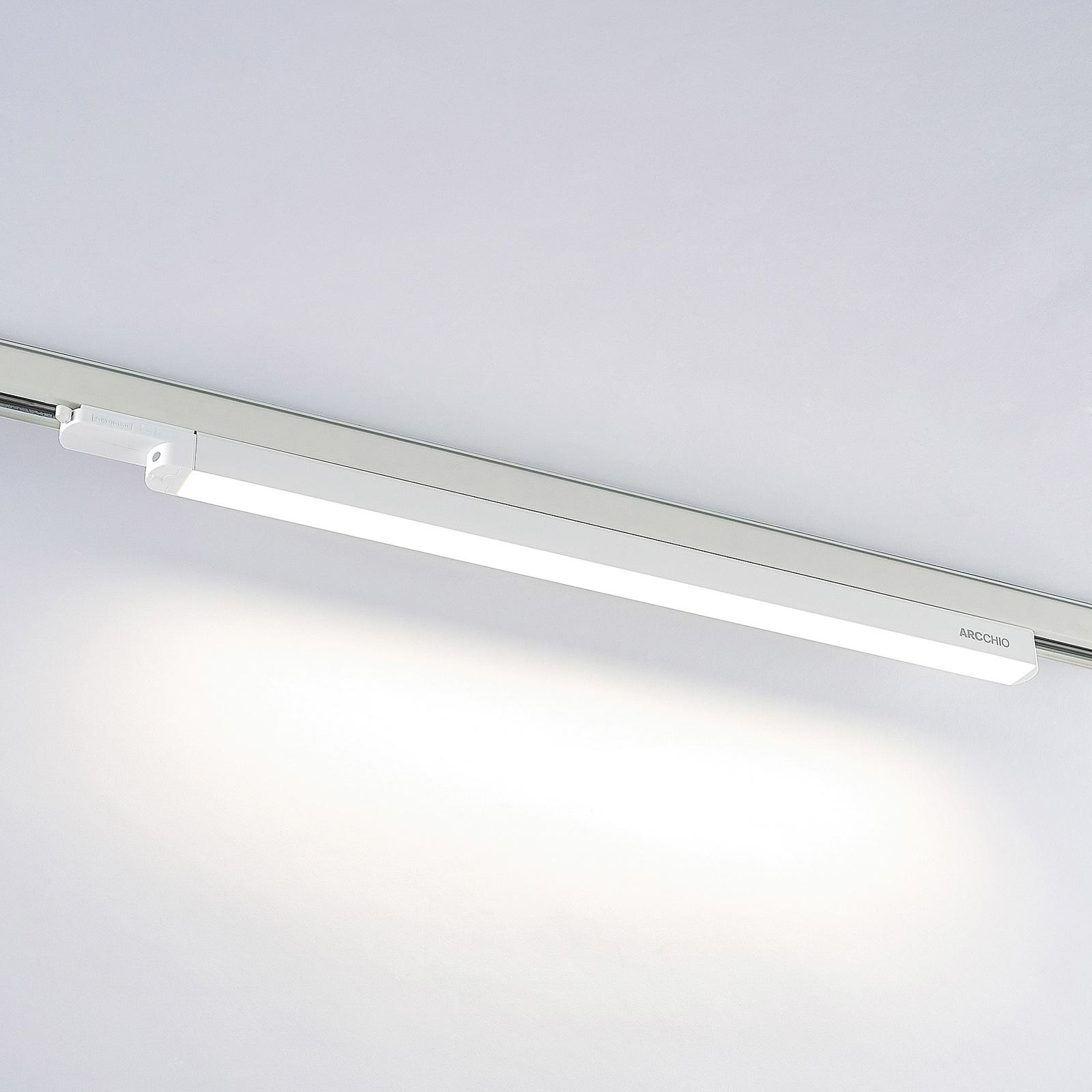 Arcchio Harlow -LED-valaisin valkoinen 69cm 4000K