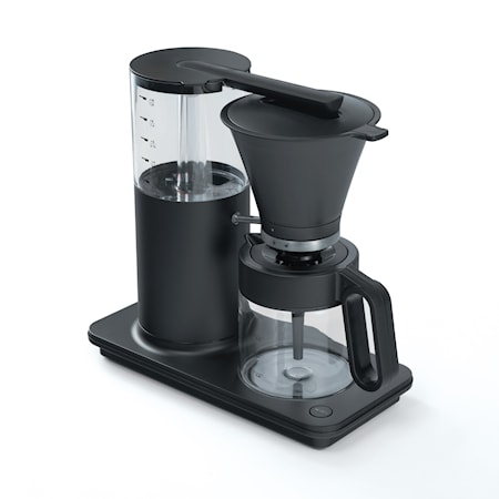 Classic Tall Kaffebryggare Mattsvart 12 koppar