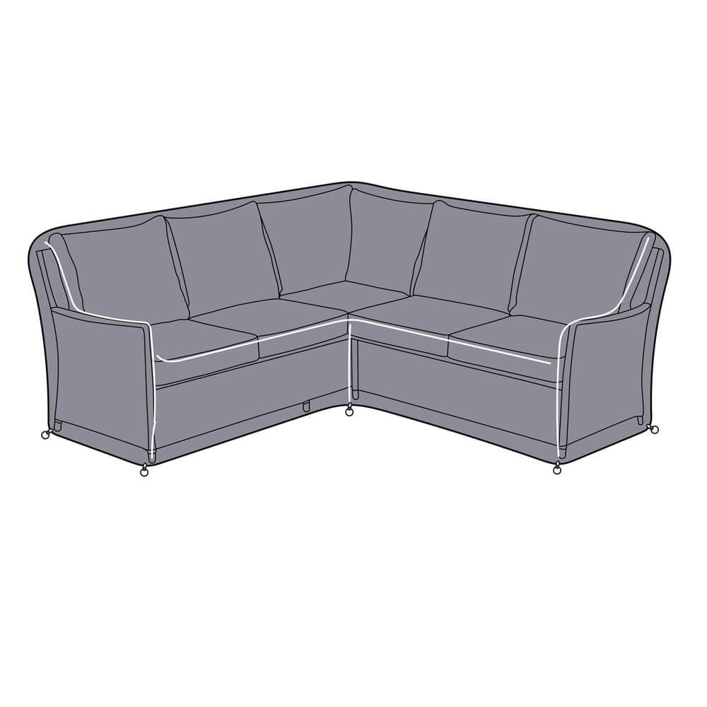 2021 Hartman Westbury Square Corner Sofa Protective Cover