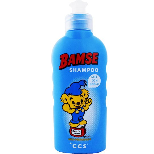 Schampo Bamse - 48% rabatt