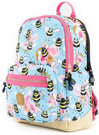Pick & Pack Ryggsekk Bee, Sky Blue