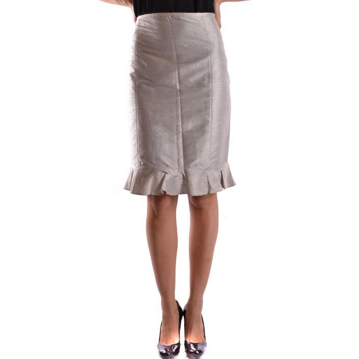 Armani Collezioni Women's Skirt Grey 167666 - grey 48