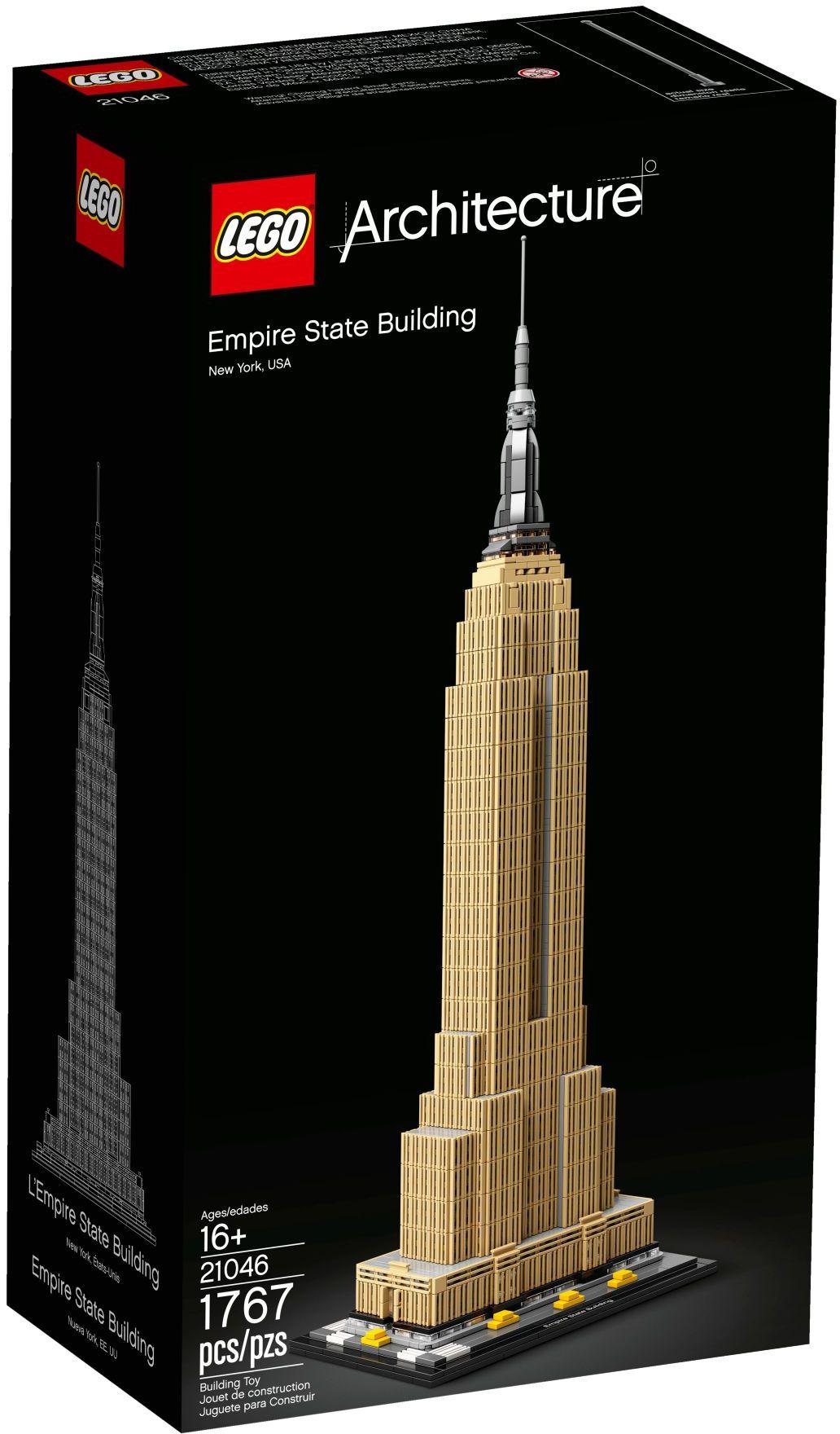 LEGO Architecture - Empire State Building (21046)