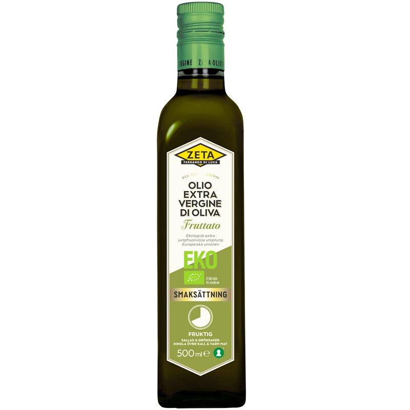 Eko Olivolja Fruttato - 35% rabatt