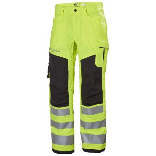 Helly Hansen Workwear Alna 2.0 Työhousut keltainen, huomioväri C48