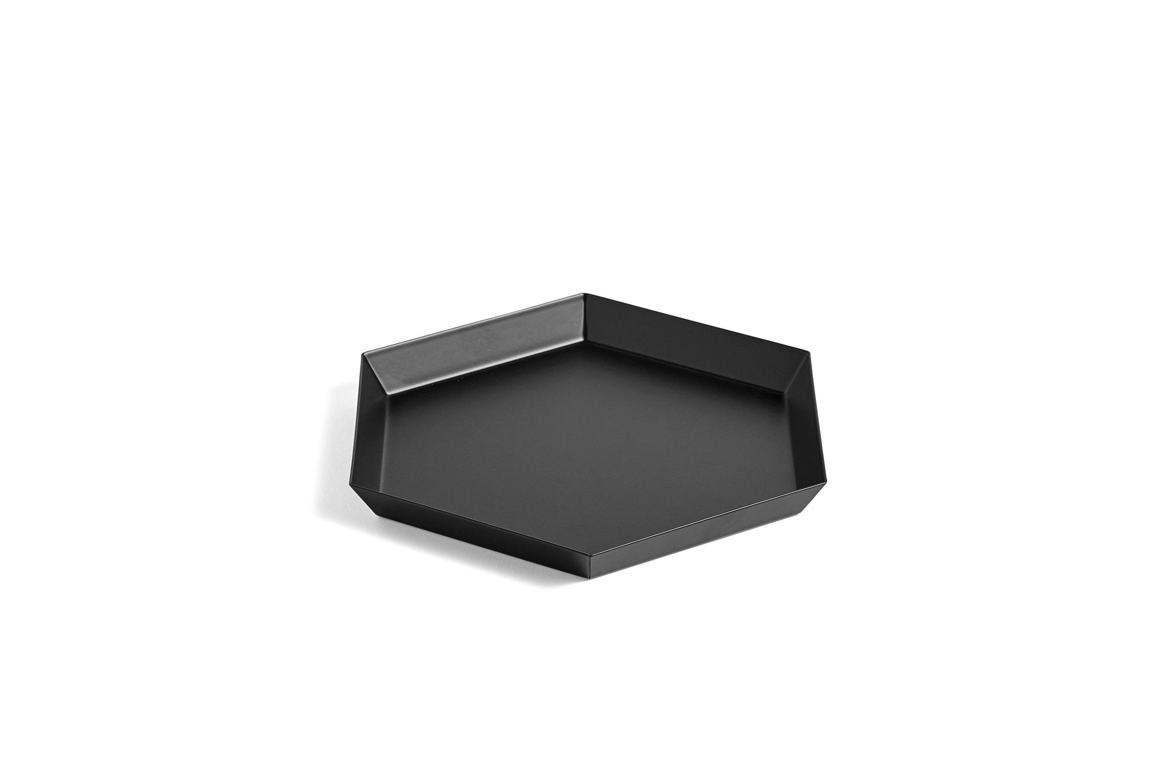 HAY - Kaleido Tray Small - Black (503931)